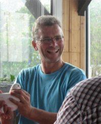 Sonderrichter Joachim Schwäch war mit Spaß bei der Sache