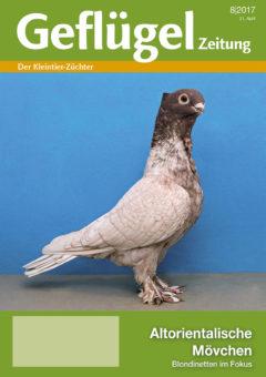 Geflügelzeitung, Ausgabe 8/2017