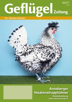 Geflügelzeitung - Ausgabe 09/2017