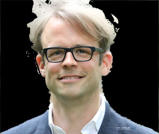 Dr. Benedikt Geldmacher, Vorsitzender Deutsche Kinderkrebsstiftung