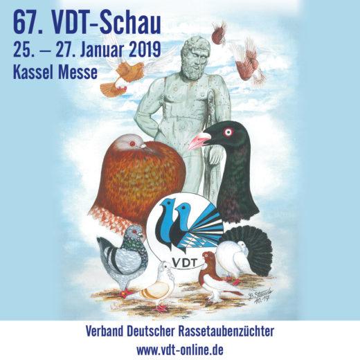 67. VDT-Schau in Kassel, Jan. 2019