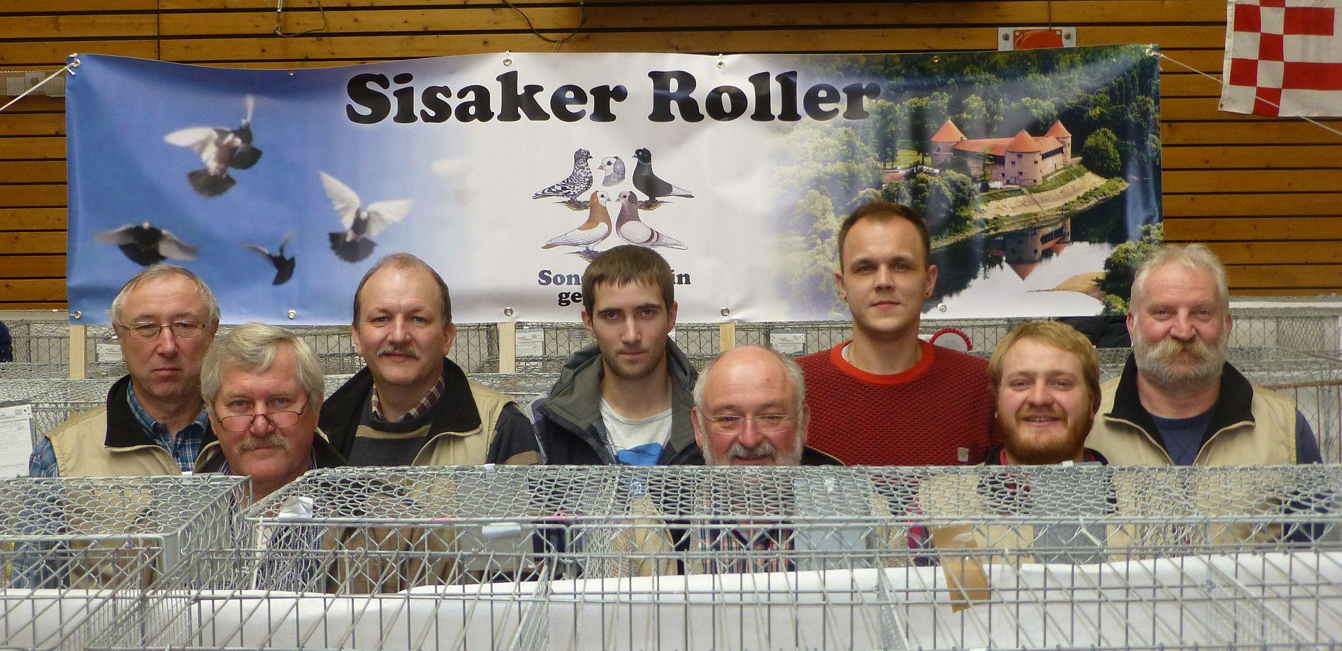 Sonderverein Der Züchter Der Sisaker Roller Verband Deutscher