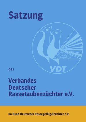 Satzung des VDTs